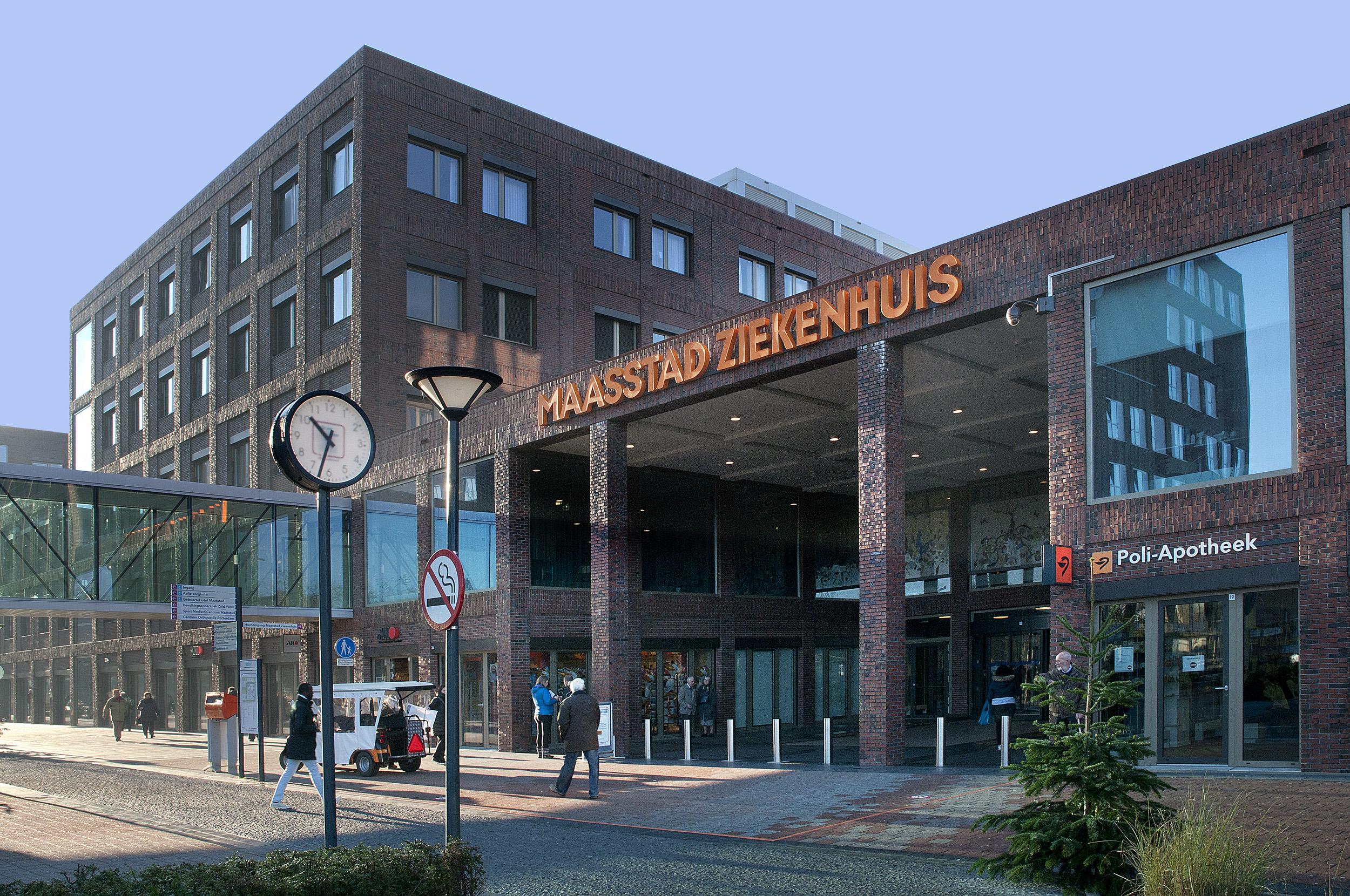 maaslandziekenhuis rotterdam adres