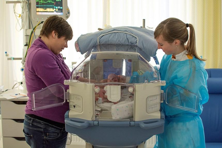 Meer over Neonatologie - Maasstad Ziekenhuis Rotterdam